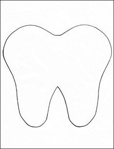 for-fun Free Tooth Pattern