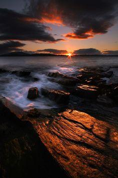 This was taken in the Scottish Highlands near Oban...