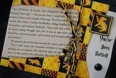 Hogwarts House Friendship Cards. Hufflepuff and Gryffindor!
