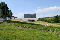 House in Krostoszowice / RS+. Photograph by Tomasz Zakrzewski