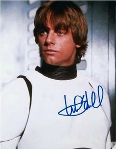 Luke Skywalker: Born on Tatooine, Son of Darth Vader, Pupil of Obi Wan, Brother of Princess Leia, Friend of Han Solo, Master of R2D2 & C3PO