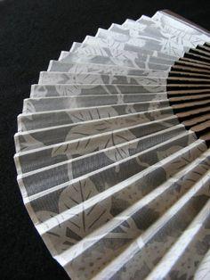 »☆Elysian-Interiors Asian Interiors #Interiordesign ~ Japanese folding fan, Sensu 扇子