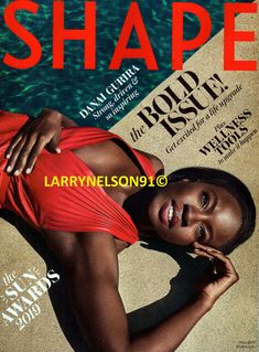 Shape magazine is the authority for women who want to lead an active, healthy lifestyle. Shape inspires women with personalized workout guides, timely health & nutrition advice, and beauty & style tips to achieve balance in mind, body and spirit. Black Fashion Designers, Movie Black, Shape Magazine, Health Magazine, Get A Life, Black Models, Celebs, Celebrities, Black Panther