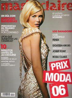 Claudia Schiffer Fendi, Gucci, Doutzen Kroes, Claudia Schiffer, Chanel, Fashion Shoot, Marie Claire, Poses, Stars