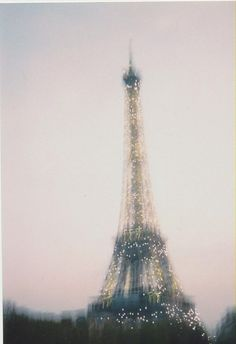Unfocused in Paris | AnOther Loves