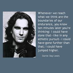 Movie actor quote - Daniel Day-Lewis Film Actor Quote #danieldaylewis