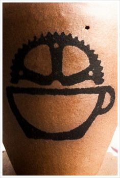Bicycle Coffee Co logo would make a cool tattoo.