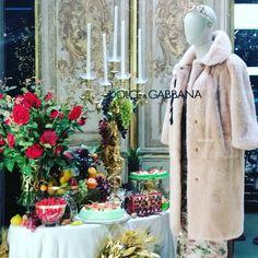Shopping at Dolce & Gabanna! Amazing window decorations! #paris #styleblogger #dolcegabbana #fashionblogger #fashionblog #fashionista #outfitinspiration #whereilive #motivation #styleinspiration #fashionstyle #streetstyle #christmastime #shopping #gifts #stylediaries #fashiondiaries #styleoftheday #christmastree #fashiongram #currentlywearing #streetwear #tnchustler #christmas #nothingisordinary #liveauthentic #lifestyleblogger