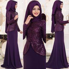 En Şık Pınar Şems Tesettür Abiye Elbise Modelleri | Tesettür Elbiseleri Burberry, Moda Emo, Akm, Kebaya, Designer Collection, Hijab Fashion, Pakistani, Outfits, Stylish