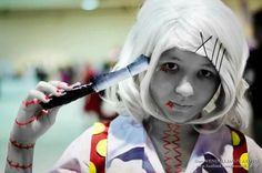 Character - Suzuya Juuzou /  Series - Tokyo Ghoul /  Cosplayer - Jaycee Alynn Yoder