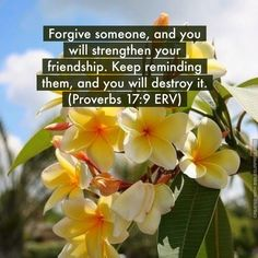 If you really forgive a fault then stop reminding the fault to the person you just forgave.