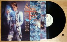 2nd album from Sheila E. one of Prince's proteges.