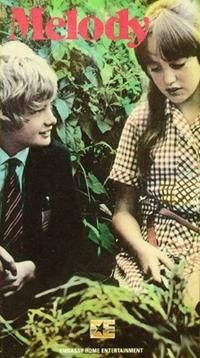 Melody (1971) (d. Waris Hussein; c. Mark Lester, Tracy Hyde). I'd always think that the Catholic nuns who ran our grade school were a hip bunch for hauling us en masse into the auditorium to watch this movie about eloping pubescent kids. They did this to us year after year after year, lol!