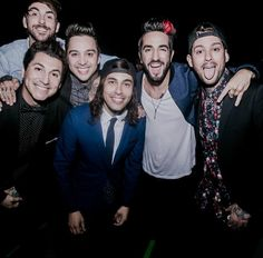 pierce the veil, ptv, and all time low image