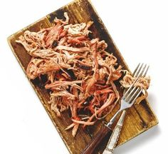 Nothing beats a generous serving of smoked pulled pork!