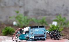 Atmel microcontrollers are the silicon of choice for the Arduino platform, both in their AVR and ARM varieties. Arduino democratize hardware in a way that allows anyone – young / old, engineer or not, rich or poor – design anything they can imagine.