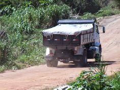 LEIA EM    WWW.OBSERVADORINDEPENDENTE.COM CAMAÇARI/JAUÁ: Sem fiscalização, dunas de Jauá estão desaparecendo