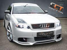 Audi A6 C5 Bodykit Frontschürze Heckschürze Seitenschweller Stoßstange.