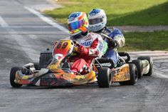In Action. ~ Hand Painted Helmets - Design your helmet today. Helmet Paint, Kart Racing, Helmet Design, Karting, Go Kart, Helmets, Action, Hand Painted, Hard Hats