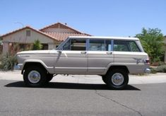 1968 Jeep Wagoneer = Dream Car