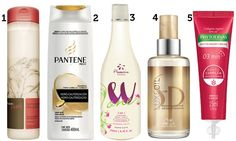 A rotina de cuidados ideal para cabelos com progressiva e alisamentos.