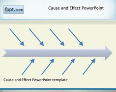 Cause and Effect PowerPoint template is a free Cause and Effect template for Microsoft Power Point presentations that you can use for business presentations or educational purposes