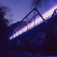 Aaron Durand – Streaking Trains