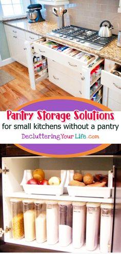 broom closet or other slim storage for the home pinterest kitchen kitchen cabinets and. Black Bedroom Furniture Sets. Home Design Ideas