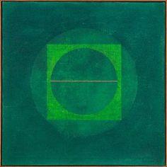 Milan Mrkusich, Passive Element III, 1965