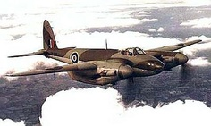 De Haviland Mosquito Fighter Bomber