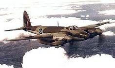 De Haviland Mosquito Fighter Bomber