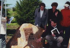 Dedication of Jack O'Connell Park in Guadalupe, California