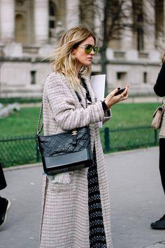 Street Style Paris Fashion Week Otono Invierno 2017 | Galería de fotos 36 de 347 | VOGUE