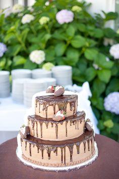 #grooms cakes Chocolate Wedding Cake
