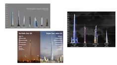 Anthony Constantinou talking about jeddah tower