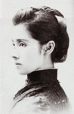 イメージ2 - 私が一番綺麗だと思う明治の美女。陸奥亮子の画像 - おたんこなす - Yahoo!ブログ