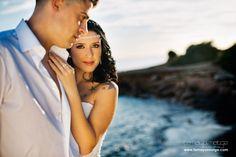 Reportajes de boda en la playa Tamayoimatge fotógrafos.