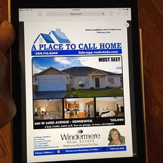 for Real estate magazine.  mobile tablet and desktop friendly. February edition avai... Check more at http://homesnips.com/pin/real-estate-magazine-mobile-tablet-and-desktop-friendly-february-edition-avai/