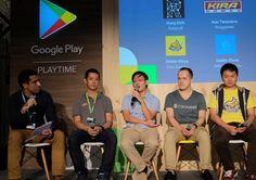Sau khi nhận thấy người Việt ít khi trả tiền cho ứng dụng, công ty từng làm game ở Hà Nội chuyển sang làm ứng dụng cho… thị trường Mỹ, và thành công. Ứng dụng Piano+ của rubycell (Hà Nội) hiện có khoảng 10 triệu lượt tải trên Google Play Store. Người dùng chủ yếu...