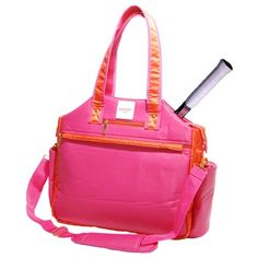 Isaac Mizrahi Sport Collection Tennis Tote - Hamptons by Glove It. Buy it @ ReadyGolf.com
