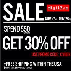 For dance music lovers store.digi10ve.com