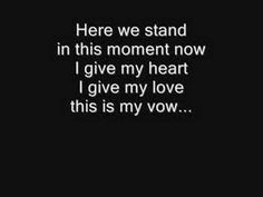 Here We Stand - New Wedding Ceremony Song (Wedding Music)