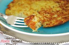 Batata Rösti é uma receita tradicional da culinária suíça, originária do Cantão de Berna. Pode ser servido como acompanhamento ou prato principal, em formato de uma panqueca aberta. Na versão bási…