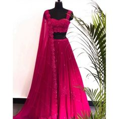 Buy beautiful Designer fully custom made bridal lehenga choli and party wear lehenga choli on Beautiful Latest Designs available in all comfortable price range.Buy Designer Collection Online : Call/ WhatsApp us on : Indian Bridal Outfits, Indian Bridal Lehenga, Indian Bridal Wear, Indian Designer Outfits, Indian Wear, Lehenga Choli Wedding, Indian Wedding Gowns, Lengha Choli, Party Wear Lehenga
