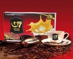 Cheap Instant Coffee on Sale at Bargain Price, Buy Quality g7 phone, coffee box, g7 black from China g7 phone Suppliers at http://www.aliexpress.com/item/G7-coffee-3-1-instant-320g-boxed/1247472829.html 1,Coffee type:3-in-one three-in 2,sacchariferous whether:sacchariferous 3,place of production:vietnam 4,Flavor:Sugar 5,Brand Name:G7