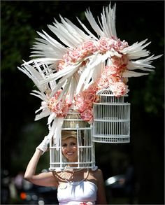 Royal Ascot 2012  Royal Ascot starts today. And someone is already in the spotlight