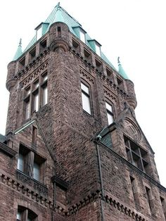 H. H. Richardson's Buffalo Psychiatric Center
