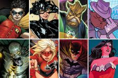 ComicsAlliance brings you an advance look at new periodical comic books, collected editions and graphic novels going on sale in March 2014 from DC and Vertigo. Comic Art, Comic Books, Vertigo Comics, Comic News, Pop Art, New 52, Cbr, Art Google, Dc Comics