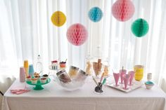 Ice Cream Social Party - Celebrate Magazine
