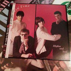 1985年、メイキン・タイムのデビュー・アルバム『リズム&ソウル』が日本でリリースされた……と言っても、記憶している人は圧倒的に少数派だろう。自分も当時はロッキンオンの広告で見かけた……という程度の認識。10年後、このレコードを血眼になって探すことになるとは思ってもいなかった。